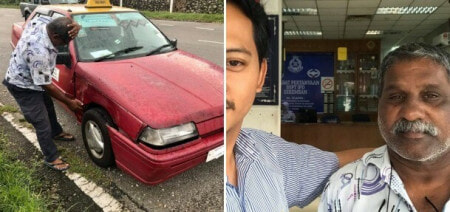Car Accident Proves Racial Harmony Still Exists In Malaysia - WORLD OF BUZZ