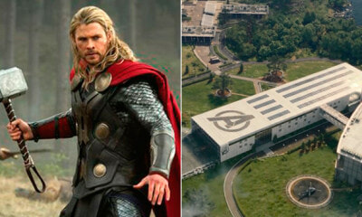 Chris Hemsworth's Newly Renovated Mansion Is Said To Be Bigger Than Avengers' Headquarters - World Of Buzz