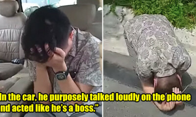 Man Who Frequently Cheats Drivers' Money Gets Caught And Beaten Up in Viral Videos - WORLD OF BUZZ