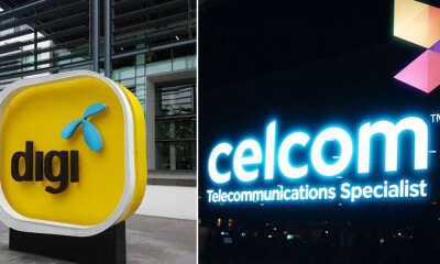 Digi & Celcom Are Planning to Merge Operations To Become The Largest Telco in M'sia - WORLD OF BUZZ