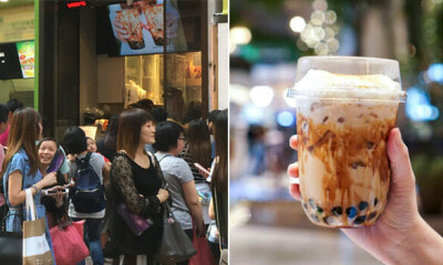 Expert Says People Who Line Up For Bubble Tea Lack Self-Confidence And Sense of Security - WORLD OF BUZZ