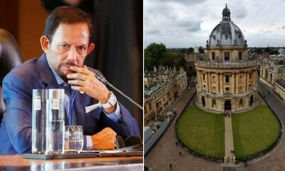 Brunei Sultan Returns Oxford Degree Following Backlash Over Decision To Stone Gay People - WORLD OF BUZZ