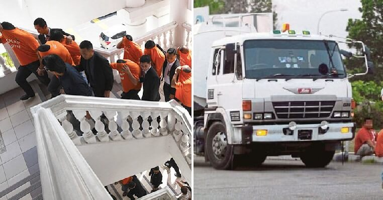JPJ Officer Faces 660 Years in Jail For Lorry Driver Protection Bribes, 8 Others Face Similar Charges - WORLD OF BUZZ 3