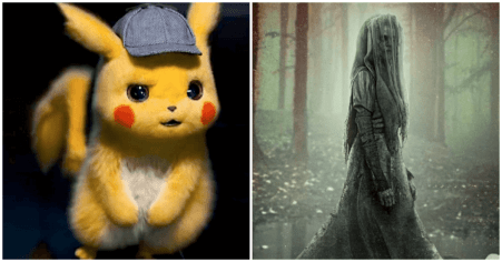 Kids Scarred for Life After Movie Threatre Screens Horror Film Instead of Detective Pikachu - WORLD OF BUZZ