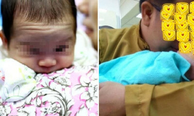 Malaysian Father Shares How His Baby Sadly Died After Being Held & Kissed By Many People - WORLD OF BUZZ 2