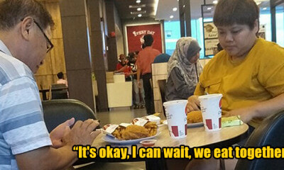 Malaysian Shares How Non-Muslim Man Insists On Waiting For Everyone to Buka Puasa at Restaurant - WORLD OF BUZZ