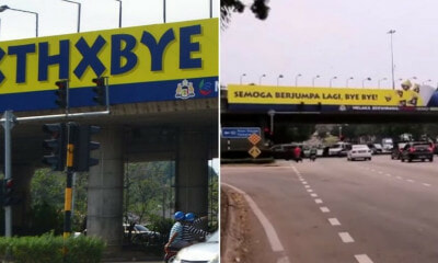 "Melaka Mayor Orders Mamee's Viral ""Kthxbye' Sign to be Taken Down Because Of ""Improper Language"" - WORLD OF BUZZ 2"