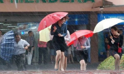 Met Dept Issues Yellow Alert, Heavy Rain Expected in Perlis, Kedah & Penang As Monsoon Season Begins - WORLD OF BUZZ 2