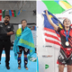 MMA Fighter Colleen Won Malaysia's FIRST GOLD At Asian Open Championships - WORLD OF BUZZ 4