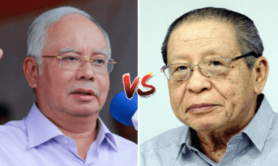 Najib & Lim Kit Siang Plan to Have Debate About Kleptocracy That Will Be Broadcast Live After Raya - WORLD OF BUZZ 2