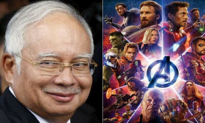 Najib Tweeted a Spoiler From Avengers: Endgame, Gets Roasted By Netizens - WORLD OF BUZZ