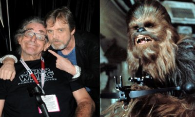 Peter Mayhew, The Actor Who Played Chewbacca, Passes Away at 74 - WORLD OF BUZZ