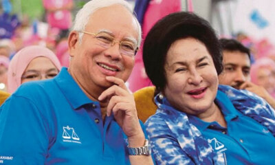 Selangor Sultan Confirms Najib & Rosmah Have Been Stripped of 'Datuk Seri' Titles For Now - WORLD OF BUZZ 3