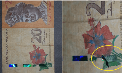 Singaporean Warns Others To Be Careful After Receiving Fake RM20 In Johor Bahru - WORLD OF BUZZ 3