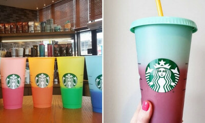 Starbucks Just Released These Colourful Temperature-Sensitive Tumblers & They're Selling Out Like Crazy! - WORLD OF BUZZ