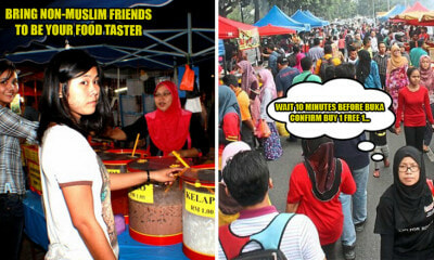 [Test] 7 Hacks Every Malaysian Should Know When Buying Food at a Bazaar Ramadan - WORLD OF BUZZ 16