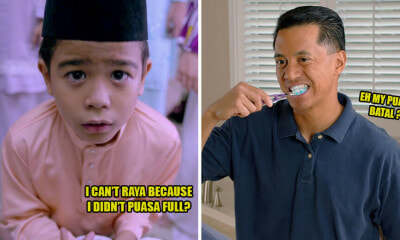 [Test] Cursing Will Batal Your Puasa & Other Misconceptions About Ramadan Some Non-Muslims Still Believe - WORLD OF BUZZ