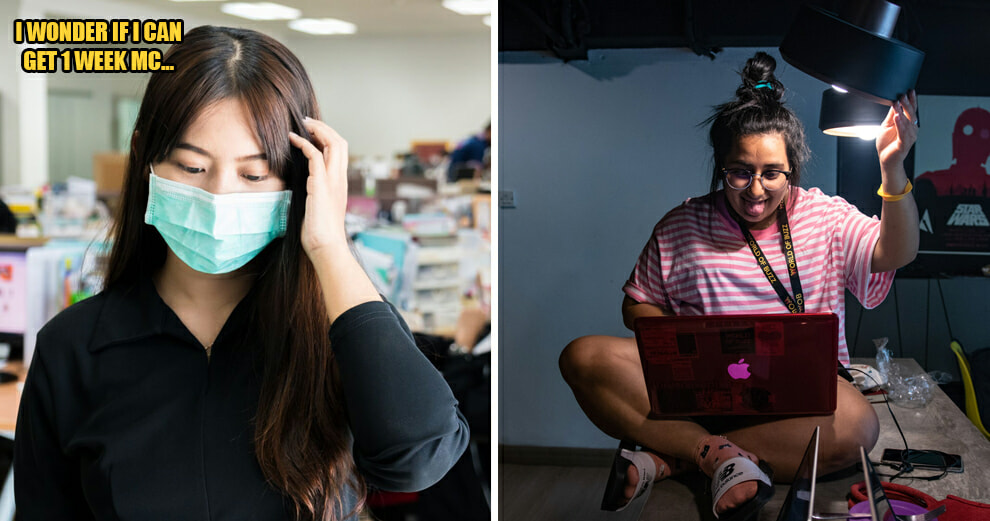 [Test] That Co-Worker Who's Always On Mc & 4 Other Types Of Colleagues Msians Have At The Workplace - World Of Buzz 2