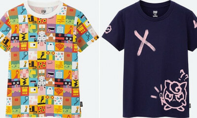These Pokémon T-Shirt Designs Are So Cute & You Can Soon Get Them at Uniqlo! - WORLD OF BUZZ 14