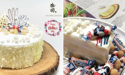 This Bakery Sells White Rabbit Cake Until 31 May & You Can Try It for Less Than RM14! - WORLD OF BUZZ 1
