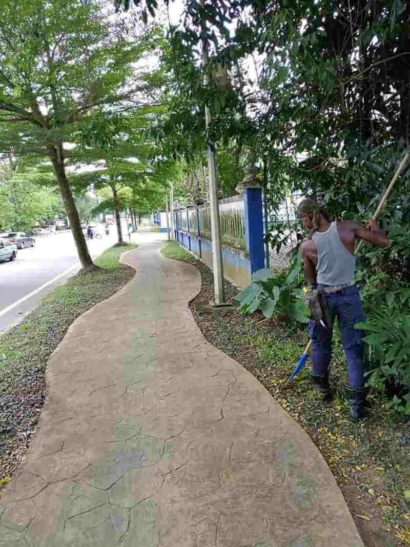 This Man Loves Taiping So Much, He'd Rather Clean the Streets For Free Than Find a Job - WORLD OF BUZZ 3