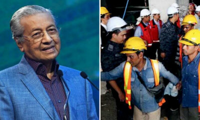Tun Mahathir: Malaysians Should Stop Being Picky & Work Low Wage Jobs - WORLD OF BUZZ 3