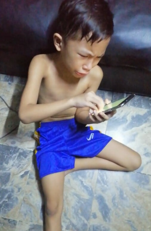 Watch: Boy Cries As His Mobile Legend Account is Banned for 10,949 Days, - WORLD OF BUZZ