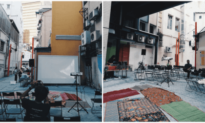 Watch Films for FREE in KL Alleys at This Pop-Up Cinema that Happen Every 2 Weeks! - WORLD OF BUZZ