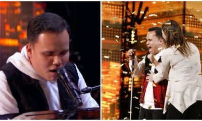 Watch: This Autistic & Blind Guy's Voice at AGT Audition Will Hit You Right in the Feels - WORLD OF BUZZ