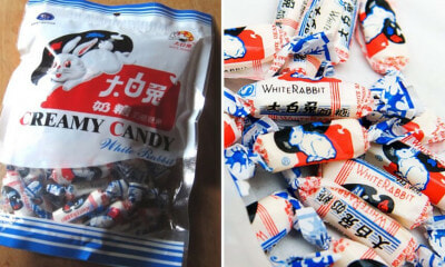 White Rabbit Candy Declared Non-Halal in Brunei After Lab Tests Find Pig Protein in Sweets - WORLD OF BUZZ