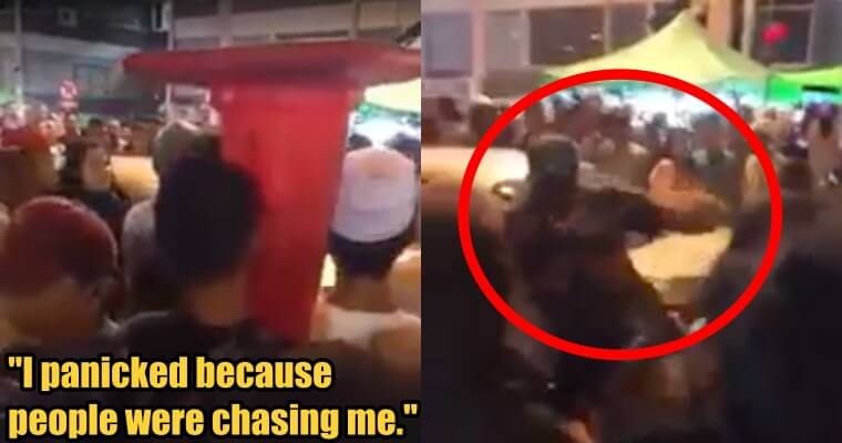 Woman Attacked by Mob After Driving into a Ramadan Bazaar Crowd and Injuring a Child - WORLD OF BUZZ
