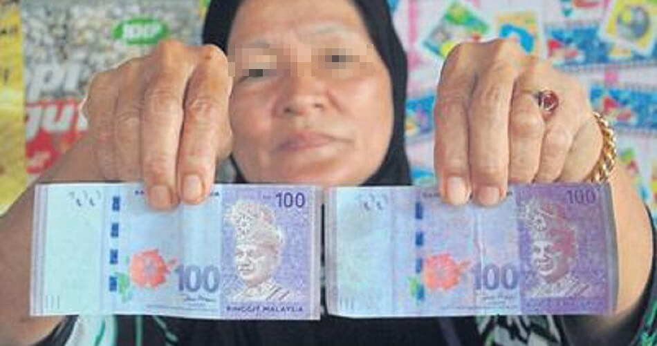 Woman Gets Sentenced to 5 Years in Jail Because She Used Fake RM100 Notes - WORLD OF BUZZ 2
