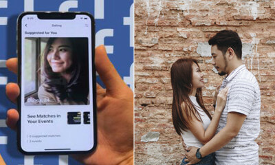 You Can Soon Find 'The One' on Facebook as Their Dating App is Coming to Malaysia! - WORLD OF BUZZ