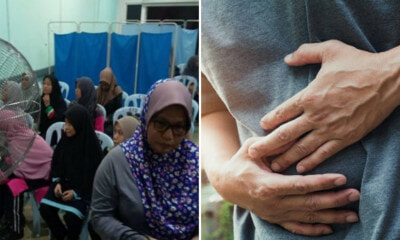 110 Malaysian College Students Rushed to Hospital Due to Stomach Aches & Vomiting - WORLD OF BUZZ