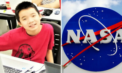 12yo Malaysian Listed Among Winners Of NASA Design Competition For Its Mission to The Moon - WORLD OF BUZZ 2