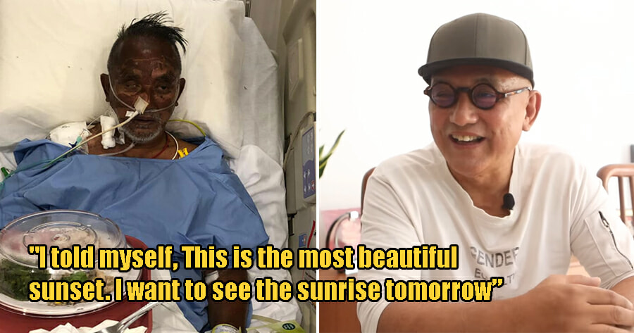 60Yo Survives 4 Days Stranded At Sea With No Food Or Water But By Sheer Willpower To Live - World Of Buzz 1