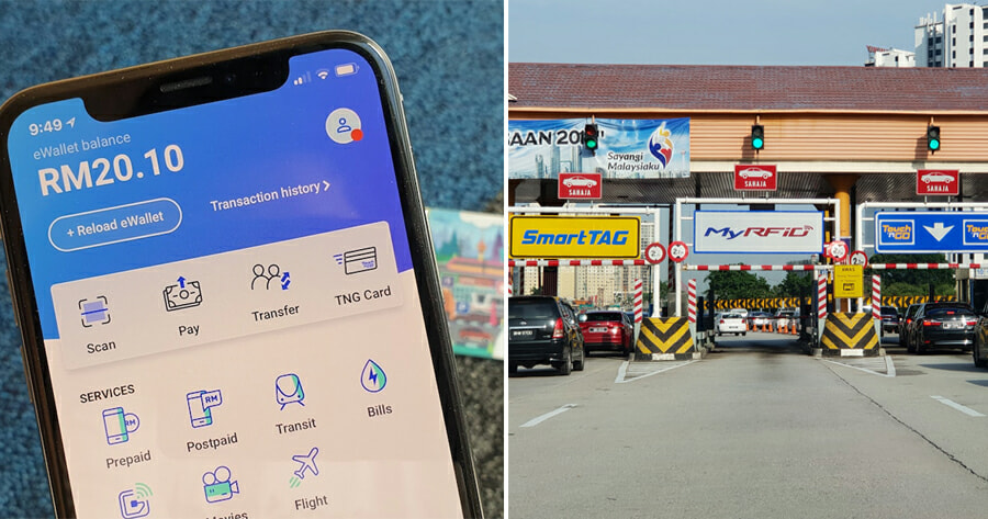 M'sians Are Confused With How Rfid & Paydirect Works, - World Of Buzz