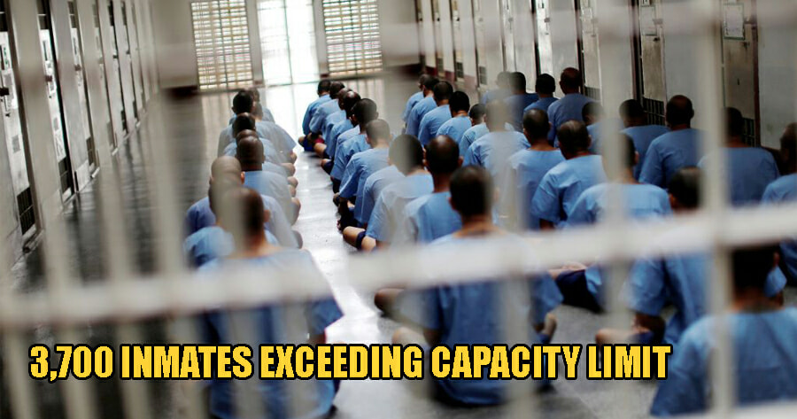 There Are So Many Criminals In Malaysia That Our Prisons Have Exceeded The Capacity Limit By 3,700 - World Of Buzz