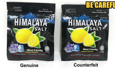 Beware: People are Selling Fake Himalaya Salt Candy In Malaysia - WORLD OF BUZZ 1