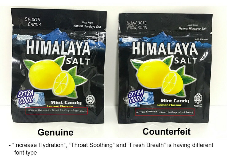 Beware: People Are Selling Fake Himalaya Salt Candy In Malaysia - World Of Buzz 3