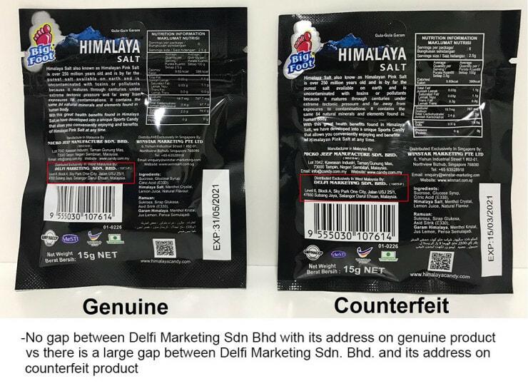 Beware: People Are Selling Fake Himalaya Salt Candy In Malaysia - World Of Buzz 4