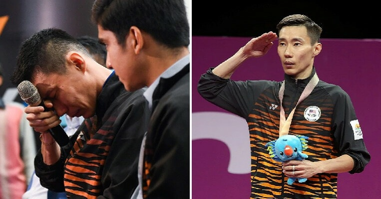 BREAKING: It's Official! Datuk Lee Chong Wei Announces His Retirement From Badminton - WORLD OF BUZZ 3