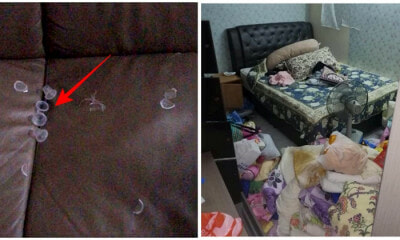Burglars Celebrate Early Hari Raya, Munches On Cumi-Cumi Whilst Ransacking Sri Gombak Home - WORLD OF BUZZ 1