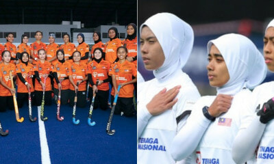 M'sian Women Hockey Team Beats S'pore B - WORLD OF BUZZ