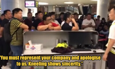 Man Demands Airport Staff To Kneel & Apologise Because Flights Were Delayed Due To Bad Weather - WORLD OF BUZZ