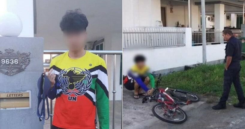 23yo M'sian Man Was Caught Stealing Lingerie Because He's Addicted To Sniffing It - WORLD OF BUZZ