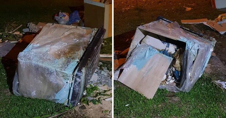 Jealous Johor Man Viciously Beats GF to Death with Rubber Pipe Then Stuffs Body Inside Box - WORLD OF BUZZ 3