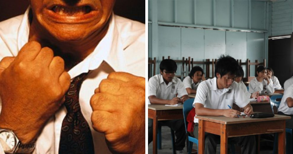 Kuantan Form 4 Student Claims One Teacher Called Him 'k****g' And Another Assaulted Him - World Of Buzz