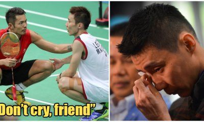 "Lin Dan to LCW: ""I will be alone on the court now with no one to accompany me"" - WORLD OF BUZZ 1"