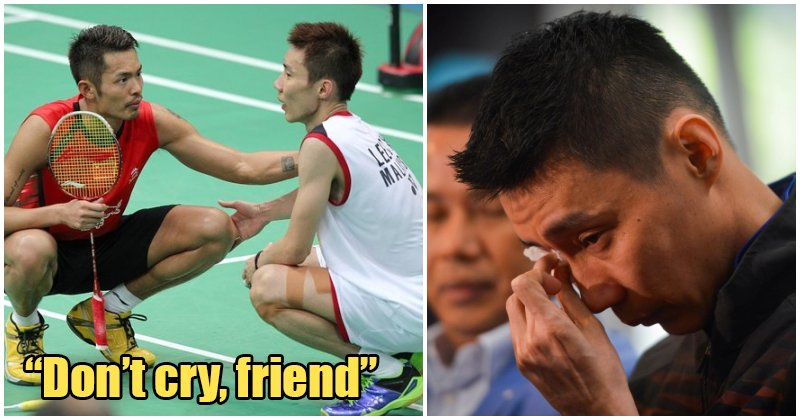 """Lin Dan To Lcw: """"i Will Be Alone On The Court Now With No One To Accompany Me"""" - World Of Buzz 1"""